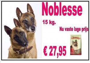 noblesse 15 kg.
