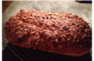 meer granen brood