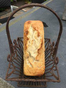 brood knoflook groot