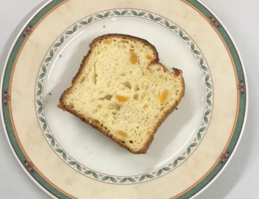 Brioche Brood met Abrikoos en Roner Rum Likeur