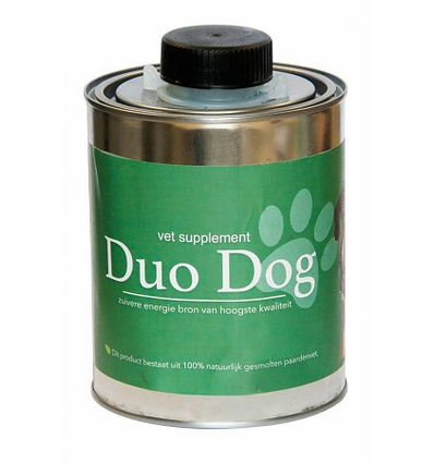 Duo Dog paardenvet