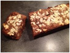 Amandelmeel cake (recept Hennie)
