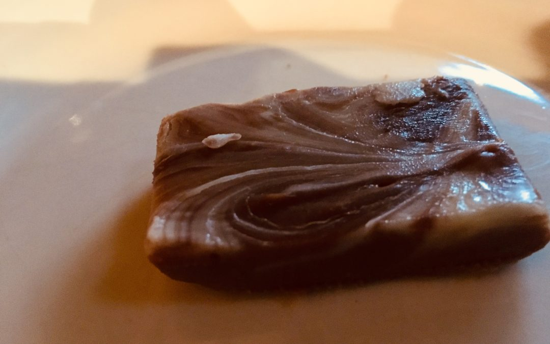 Chocolade fantasie toffees