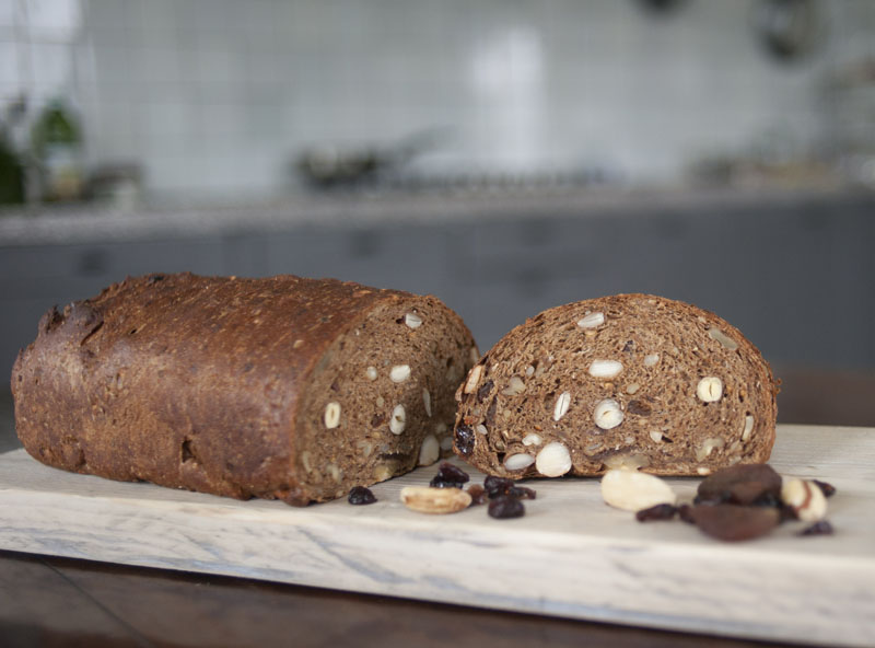Muesli-Notenbrood